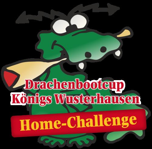 Home-Challenge des Drachenbootcup KW ist gestartet