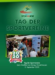 Archiv: Tag der Sportvereine 2020