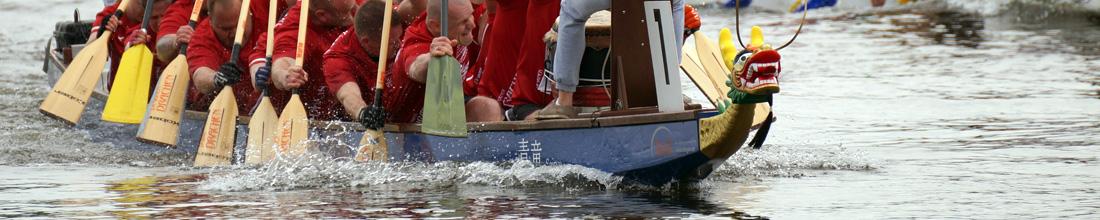 Drachenbootcup Königs Wusterhausen - Home-Challenge