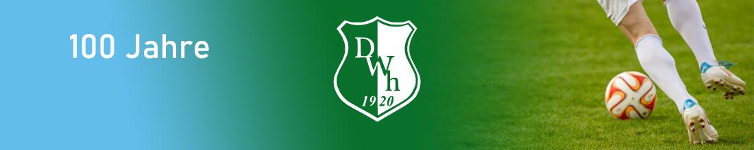 100 Jahre Grün Weiß Deutsch Wusterhausen