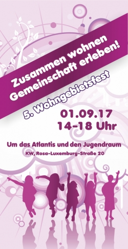 Wohngebietsfest 2017