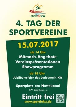 4. Tag der Sportvereine