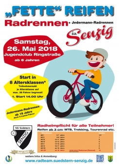 Fette Reifen - Radrennen