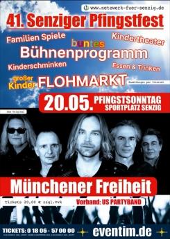 Familien-Sportfest / Pfingstfest Senzig